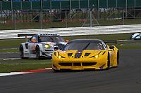 #81 KESSEL RACING (CHE) FERRARI F458 ITALIA KOLAWOLE ALUKO (NGA) THOMAS KEMENATER (ITA) MATTEO CRESSONI (ITA)