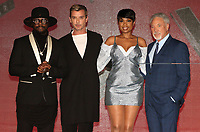 will.i.am, Gavin Rossdale, Jennifer Hudson, Sir Tom Jones at The Voice - finalists red carpet at LH2 Studios, London on March 29th 2017<br /> CAP/ROS<br /> &copy; Steve Ross/Capital Pictures /MediaPunch ***NORTH AND SOUTH AMERICAS ONLY***
