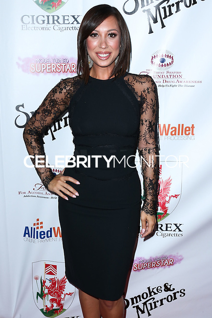 BEVERLY HILLS, CA, USA - SEPTEMBER 13: Cheryl Burke arrives at the Brent Shapiro Foundation For Alcohol And Drug Awareness' Annual 'Summer Spectacular Under The Stars' 2014 held at a Private Residence on September 13, 2014 in Beverly Hills, California, United States. (Photo by Xavier Collin/Celebrity Monitor)