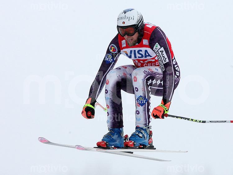 Ski Alpin; Saison 2006/2007   Training Herren Marco Buechel (LIE)