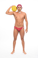 Stanford, Ca - Thursday, August  30, 2018: Stanford Men's Waterpolo Marketing Photo Shoot 2018.