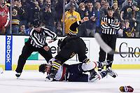 NHL 2016: Capials vs Bruins MAR 05