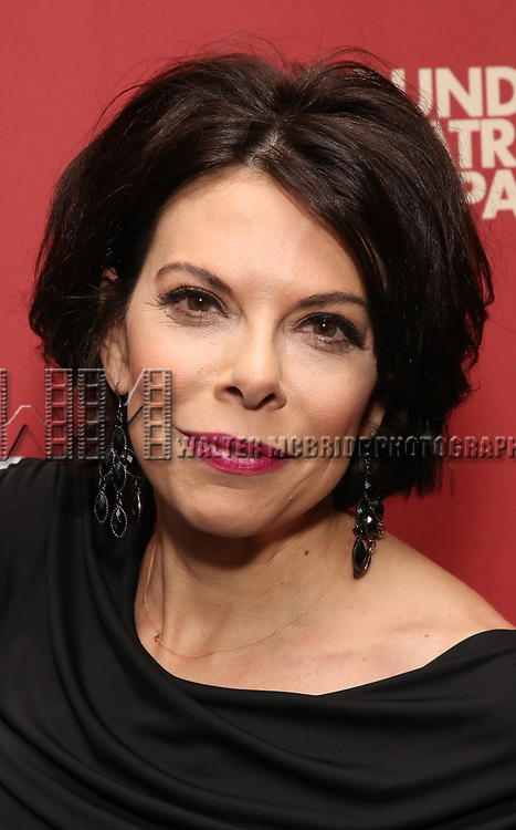 Jill Abramovitz attends the cast party for the Roundabout Theatre Company presents a One-Night Benefit Concert Reading of 'Damn Yankees' at the Stephen Sondheim Theatre on December 11, 2017 in New York City.