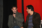 Ricky Paull Goldin & Vincent Irizarry - All My Children actors came to see fans on November 21, 2009 at Uncle Vinnie's Comedy Club at The Lane Theatre in Staten Island, NY for a VIP Meet and Greet for photos, autographs and a Q & A on stage. (Photo by Sue Coflikn/Max Photos)