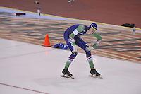 SPEED SKATING: SALT LAKE CITY: 21-11-2015, Utah Olympic Oval, ISU World Cup, 1000m Men, Gerben Jorritsma (NED), ©foto Martin de Jong