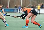 Den Haag - Hoofdklasse hockey dames, HDM-GRONINGEN  (6-2). Jorien Werumeus Buning (Gron.)   COPYRIGHT KOEN SUYK
