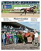 Modern Cowboy winning at Delaware Park on 8/10/13