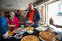 Hilversum, The Netherlands, March 12, 2016,  Tulip Tennis Center, NOVK, High Tea<br /> Photo: Tennisimages/Henk Koster