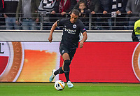 Timothy Chandler (Eintracht Frankfurt) - 24.10.2019:  Eintracht Frankfurt vs. Standard Lüttich, UEFA Europa League, Gruppenphase, Commerzbank Arena<br /> DISCLAIMER: DFL regulations prohibit any use of photographs as image sequences and/or quasi-video.