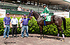 Morales winning at Delaware Park on 5/22/13 .