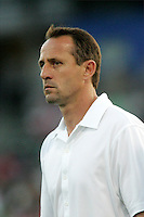 Robert Warzycha,.Columbus Crew defeated Kansas City Wizards 2-0 at Community America Ballpark, Kansas  City, Kansas.