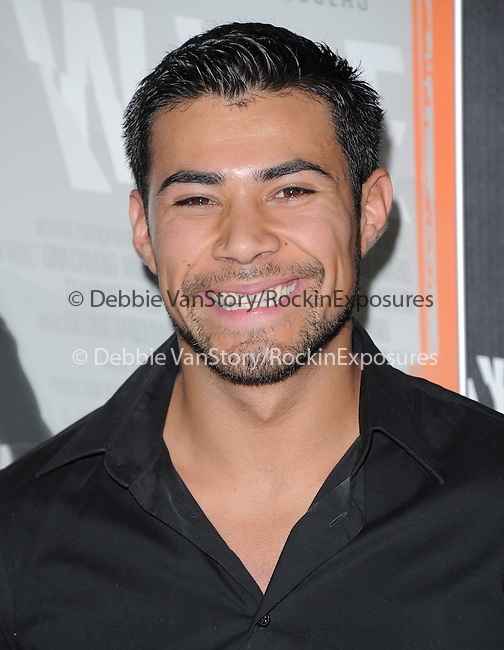Julian Alcaraz attends the Relativity Media L.A. Premiere of Haywire held at The DGA in West Hollywood, California on January 05,2012                                                                               © 2012 DVS / Hollywood Press Agency