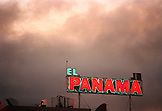 PANAMA, Panama City, the El Panama Hotel, Central America