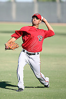 Eury De La Rosa - Arizona Diamondbacks - 2010 Instructional League.Photo by:  Bill Mitchell/Four Seam Images..