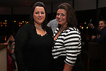 Julieanne Martin and Wendy Corrigan on a Girls Night Out in Bru....(Photo credit should read Jenny Matthews www.newsfile.ie)....This Picture has been sent you under the conditions enclosed by:.Newsfile Ltd..The Studio,.Millmount Abbey,.Drogheda,.Co Meath..Ireland..Tel: +353(0)41-9871240.Fax: +353(0)41-9871260.GSM: +353(0)86-2500958.email: pictures@newsfile.ie.www.newsfile.ie.