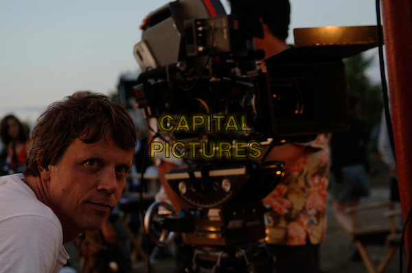 TODD HAYNES, director.on the set of I'm Not There. .*Filmstill - Editorial Use Only*.CAP/PLF.Supplied by Capital Pictures.