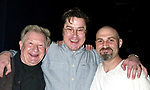 Past Gypsy winner Harvey Evans, Merwin Foard <br />