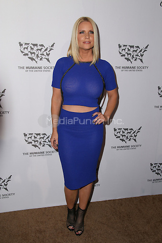 HOLLYWOOD, CA - MAY 07: Carrie Keagan attends The Humane Society of the United States' to the Rescue Gala at Paramount Studios on May 7, 2016 in Hollywood, California. Credit: Parisa/MediaPunch.