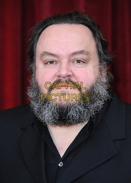 STEVEN O'DONNELL.The British Soap Awards 2010, London Television Centre, London, England..8th May 2010.arrivals headshot portrait black beard facial hair.CAP/BEL.©Tom Belcher/Capital Pictures.
