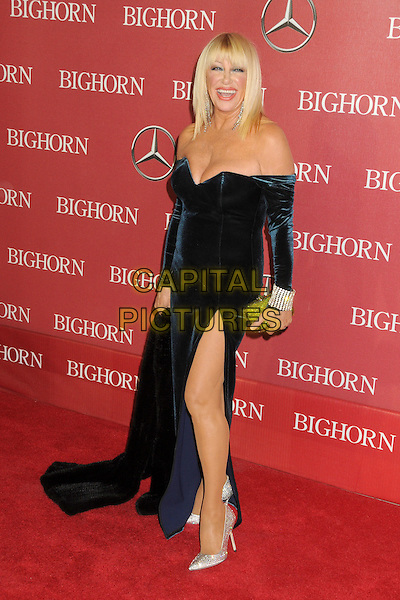 2 January 2016 - Palm Springs, California - Suzanne Somers. 27th Annual Palm Springs International Film Festival Awards Gala held at the Palm Springs Convention Center.  <br /> CAP/ADM/BP<br /> &copy;BP/ADM/Capital Pictures