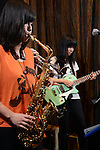 Girl's Power Jazz Band @ DC Stage (Mar 2013)