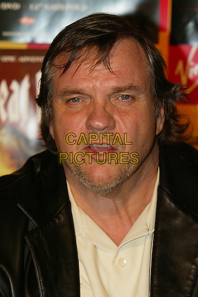 "MEAT LOAF.Single signing (""It's All Coming Back To Me Now""), Virgin Megastore, Oxford Street, London, UK..October 19th, 2006.Ref: CAP/DAR.Meatloaf headshot portrait .www.capitalpictures.com.sales@capitalpictures.com.©Darwin/Capital Pictures"