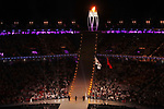 General view, MARCH 18, 2018 - : PyeongChang 2018 Paralympics Winter Games Closing Ceremony at PyeongChang Olympic Stadium in Pyeongchang, South Korea. (Photo by Sho Tamura/AFLO SPORT)