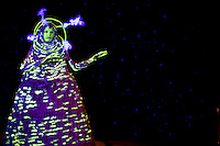 Nova Lima_MG, Brasil...Grupo Armatrux - Espetaculo de Banda pra Lua...Armatrux group - De Banda para Lua spectacle...Foto: LEO DRUMOND /  NITRO