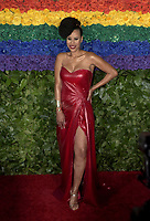 NEW YORK, NEW YORK - JUNE 09: Dominique Morisseau attends the 73rd Annual Tony Awards at Radio City Music Hall on June 09, 2019 in New York City. <br /> CAP/MPI/IS/JS<br /> ©JSIS/MPI/Capital Pictures