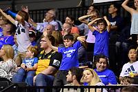 NBL - Wellington Saints v Hawkes Bay Hawks  at TSB Bank Arena, Wellington, New Zealand on Friday 11 May 2018.<br /> Photo by Masanori Udagawa. <br /> www.photowellington.photoshelter.com