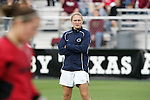 Penn State assistant Christie Welsh. The University of Portland Pilots defeated the Penn State University Nittany Lions 4-3 in a penalty kick shootout after the teams played to a 0-0 overtime tie at Aggie Soccer Stadium in College Station, Texas, Friday, December 2, 2005.