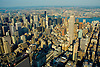Aerial view of New York, New York