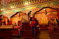 Buddhist  Monastery in Sikkim India