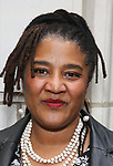 Lynn Nottage attends the Broadway Opening Night of  'Saint Joan' at the Samuel J. Friedman Theatre on April 25, 2018 in New York City.