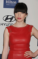 BEVERLY HILLS, CA - FEBRUARY 09: Carly Rae Jepsen arrives at the The 55th Annual GRAMMY Awards - Pre-GRAMMY Gala And Salute To Industry Icons Honoring L.A. Reid at the Beverly Hilton Hotel on February 9, 2013 in Beverly Hills, California.PAP0213JP405.PAP0213JP405. Nortephoto
