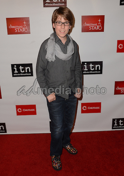 "10 December - Hollywood, Ca - Zachary Haven. Arrivals for the Los Angeles premiere of ""A Christmas Star"" held at TCL Chinese Theater. Photo Credit: Birdie Thompson/AdMedia"