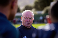 Auckland assistant coach Graham Henry during the Mitre 10 Cup preseason rugby match between the Wellington Lions and Auckland at Evan's Bay Park in Wellington, New Zealand on Friday, 3 August 2018. Photo: Dave Lintott / lintottphoto.co.nz