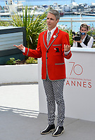 John Cameron Mitchell at the photocall for &quot;How To Talk To Girls At Parties&quot; at the 70th Festival de Cannes, Cannes, France. 21 May 2017<br /> Picture: Paul Smith/Featureflash/SilverHub 0208 004 5359 sales@silverhubmedia.com