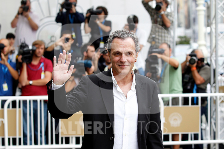 Spanis actor Jose Coronado during the 59th San Sebastian Donostia International Film Festival - Zinemaldia.September 17,2011.(ALTERPHOTOS/ALFAQUI/Acero)