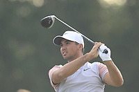 Jason Day (AUS) tees off the 9th tee during Friday's Round 2 of the 118th U.S. Open Championship 2018, held at Shinnecock Hills Club, Southampton, New Jersey, USA. 15th June 2018.<br /> Picture: Eoin Clarke | Golffile<br /> <br /> <br /> All photos usage must carry mandatory copyright credit (&copy; Golffile | Eoin Clarke)