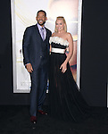 Margot Robbie and Will Smith attends Warner Bros. Pictures L.A. Premiere of FOCUS held at The TCL Chinese Theater  in Hollywood, California on February 24,2015                                                                               © 2015 Hollywood Press Agency