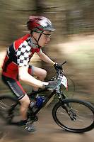 08 APR 2007 - THETFORD, UK - British Mountain Bike Marathon series Round 1. (PHOTO (C) NIGEL FARROW)