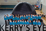 second year students from Mercy Mounthawk  enjoyed a astronomy lesson by  Ollie Haughey from  SkyDome .ie  on Friday