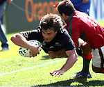 2007 RWC All Blacks vs. Portugal (Lyon)