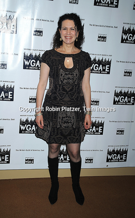 actress Susie Essman..attending The 61st Annual Writer's Guild Awards on February 7, 2009 at The Hudson Theatre at The Millennium Broadway Hotel in New York City.....Robin Platzer, Twin Images