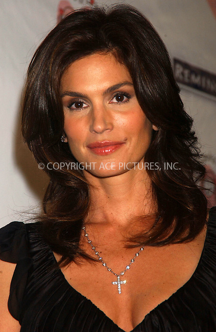 WWW.ACEPIXS.COM . . . . . ....November 13, 2006, New York City. ....Cindy Crawford attends a Remington Charity Event in NYC.....Please byline: KRISTIN CALLAHAN - ACEPIXS.COM.. . . . . . ..Ace Pictures, Inc:  ..(212) 243-8787 or (646) 769 0430..e-mail: info@acepixs.com..web: http://www.acepixs.com