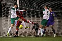 Dan Smith of Bognor goes close during Hornchurch vs Bognor Regis Town, BetVictor League Premier Division Football at Hornchurch Stadium on 30th November 2019