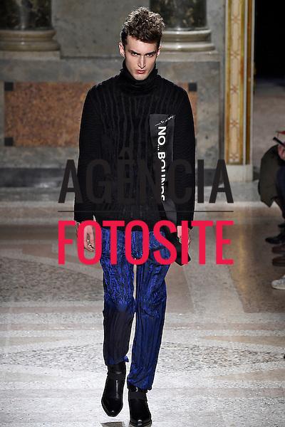 Roberto Cavalli<br /> <br /> Milao Masculino- Inverno 2015<br /> <br /> <br /> foto: FOTOSITE