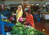 Nouméa, le marché