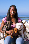 Bay Animal Hospital   Corporate Head shots with Pets   Manhattan Beach California   Beach Portraits   Pet Portraits   Corporate Headshots   Employee Corporate Headshots   Website Facebook Portaits   Feb 6, 2011   <br /> Photo by Joelle Leder Photography Studio &copy;